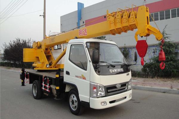 7-Ton-Truck-Crane